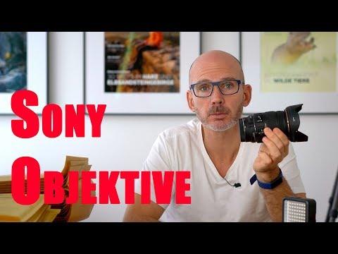 Die Besten Objektive für Sony A6000 A6300 Kamera