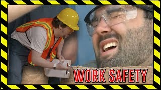 Workplace Safety - JonTron