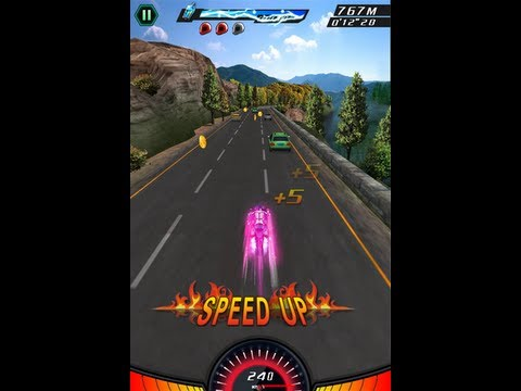 Asphalt Moto 2 wideo