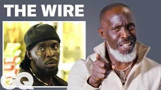 Michael K. Williams Breaks Down His Most Iconic Characters | GQ