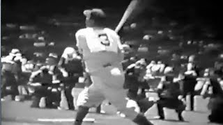 1934 All Star Game Pre-Game & Practice Polo Grounds NY