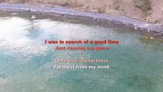 DJI Phantom 4 Billy Ocean - Caribbean queen lyrics