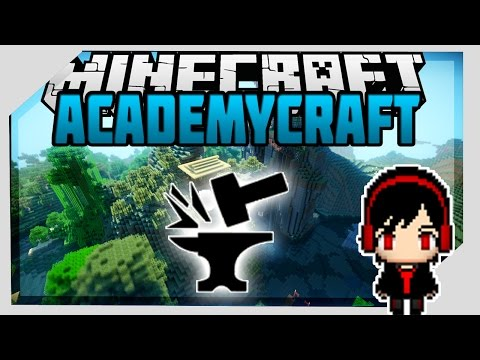 Minecraft Mod: AcademyCraft - HOW TO INSTALL & SOME FIXES