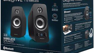 Creative T15 Bluetooth Speakers