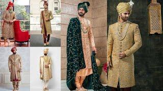 Royal Grooms Sherwani Designs//Wedding Sherwani//GroomsSherwani