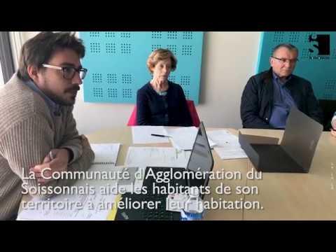Amélioration de l'habitat - Communauté d'Agglomération du Soissonnais (ouverture dans une nouvelle fenêtre)