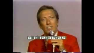 Andy Williams-  It's only make believe