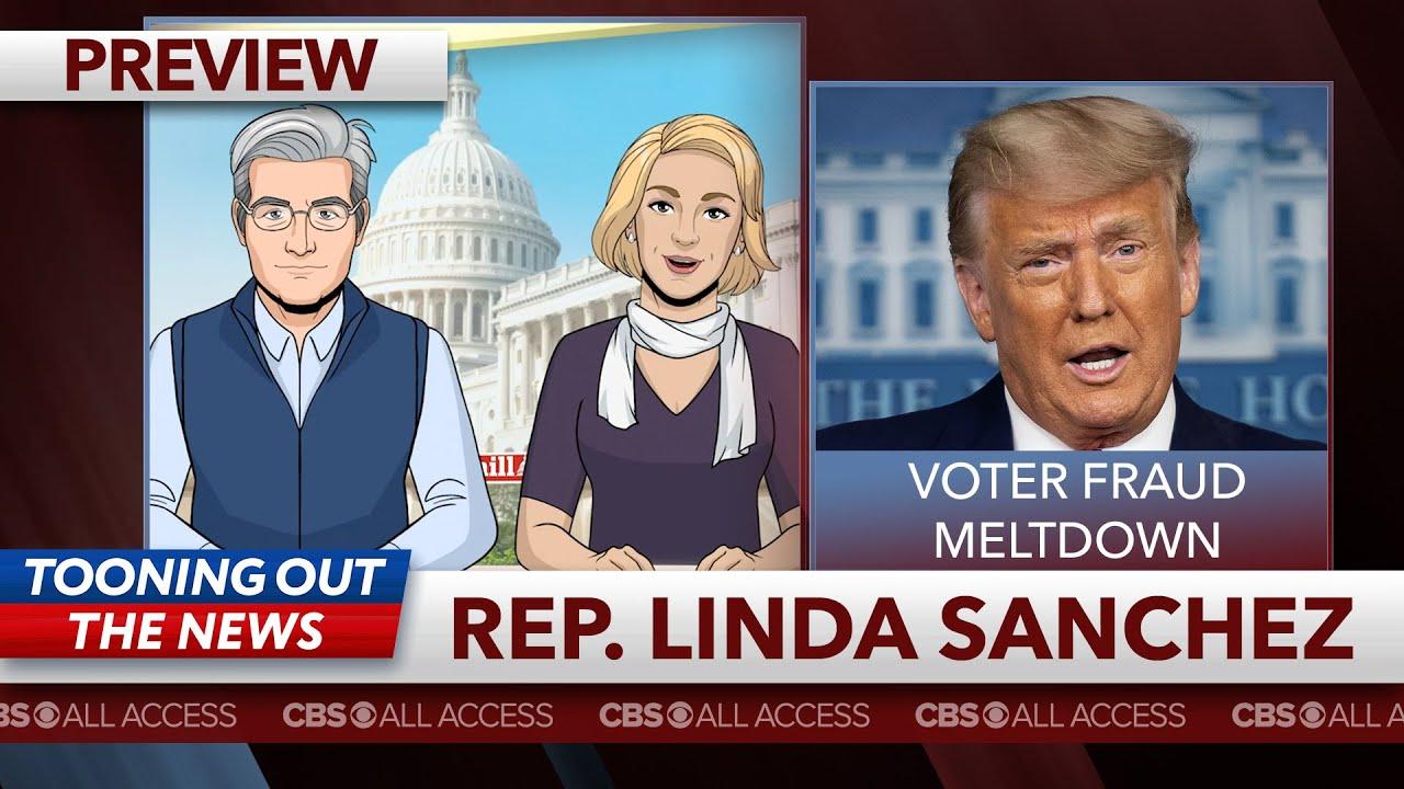 Trump's Voter Fraud Meltdown thumbnail