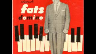 Fats Domino -  Here Stands Fats Domino  -  [studio album 04] Imperial LP 9038