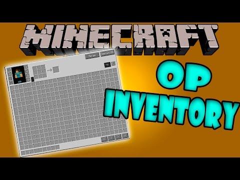 OVERPOWERED INVENTORY MOD - 375 Slots en el Inventario! - Minecraft mod 1.8 Review ESPAÑOL