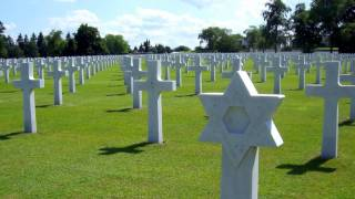 preview picture of video 'Soldatenfriedhof bei Aachen: Henri Chapelle American Cemetery'