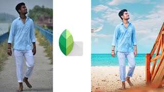 Snapseed background Cheng manipulation editing ||  royal editing all tips and tricks