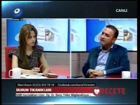 Op.Dr.Barış YILDIZ - Burun tıkanıklığı / Efes KBB Tıp Merkezi