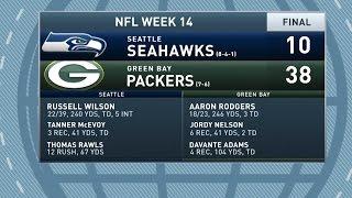 Gottlieb: Packers destroy the Seahawks