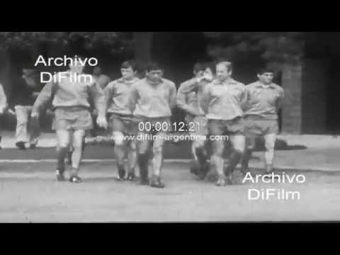 DiFilm - Man Utd - Estudiantes de La Plata - Intercontinental Cup 1968