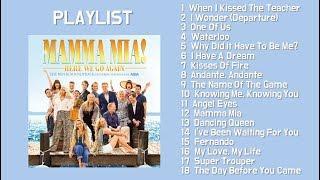 Mamma Mia!2 - Here we go again Soundtrack [NEW FULL Songs]
