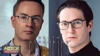 Death Stranding, Darren Jacobs as Heartman | ACTOR SPOTLIGHT