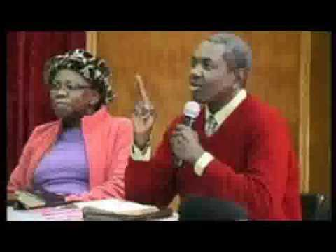 INSTRUCTIONS ON MARRIAGE BY GBILE AKANNI