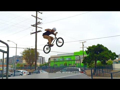14th Street Skate Park In Long Beach California