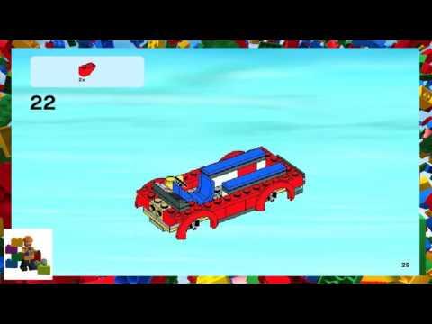 Lego City Starter Set 60023 Hahfe