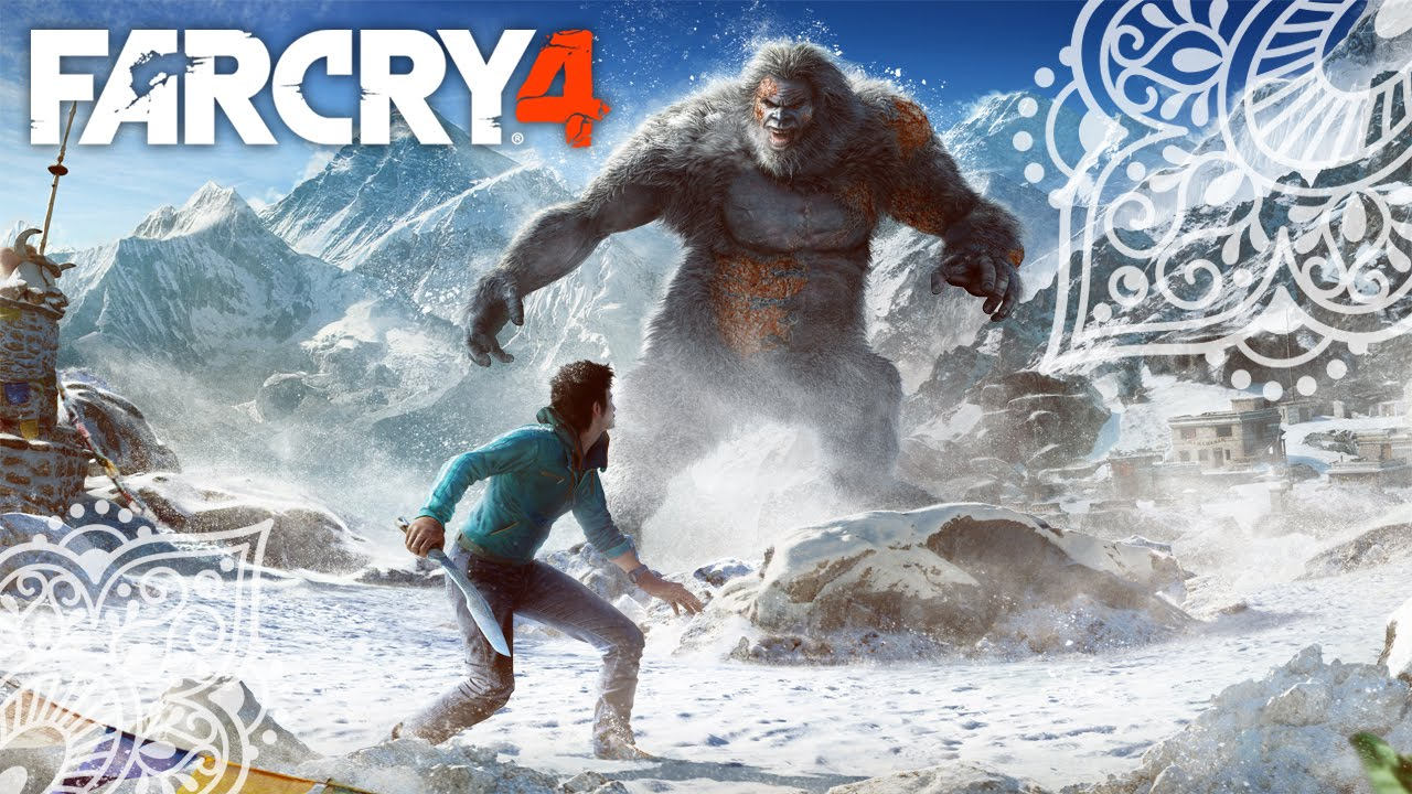 Far Cry 4 Valley Of The Yetis Gameplay Trailer System Requirements