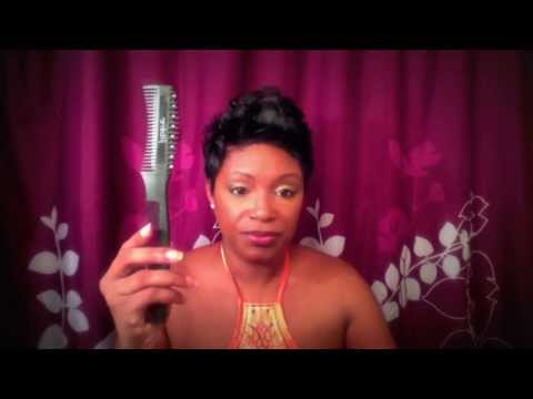 SHORT HAIR CUTTING TUTORIAL: Razor Cut