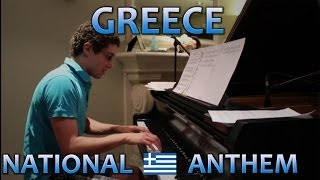 Greece Anthem - Piano Cover (World Cup 2014)