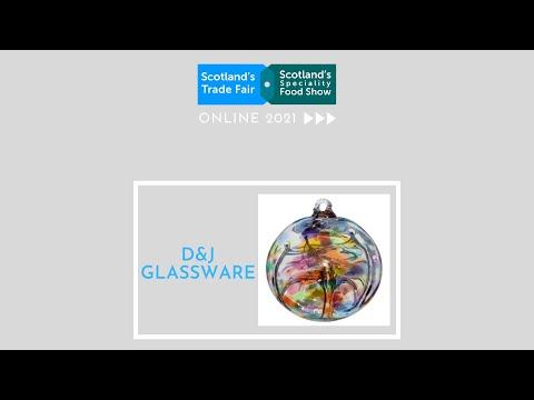 D&J Glassware - April Live Presentation