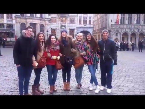 pelicula viaje a belgica