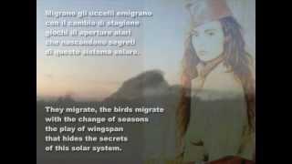 Alice - Gli uccelli (Birds) with Lyrics and English Translation