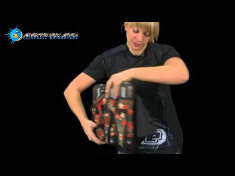 4+1 Battlepack mit Flaschenhalter & Comfort Gürtel Cordura Flecktarn - Abenteuerladen.de