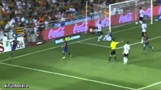 Liga BBVA - Valencia 2-2 FC Barcelona | Highlights (21/9/2011)