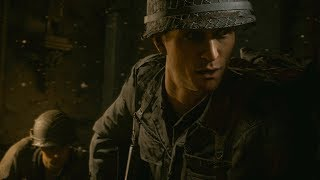 Call of Duty: WW2 Gameplay Livestream - Single Player Campaign
