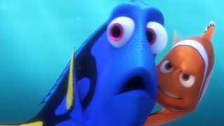Findet Dorie - Anke Engelke und Christian Tramitz über das Sequel zu Findet Nemo (2016)