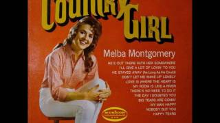 Melba Montgomery - My Room Is Like A River