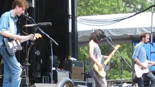 Yuck - Holing Out - Live at Pitchfork Music Festival 07/17/2011