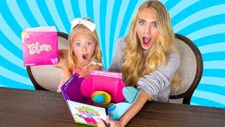 You Won't BELIEVE WHAT THIS  TOY DOES!!! Blume Dolls