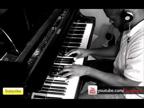 """Tamar Braxton """"Love and War"""" Piano"""