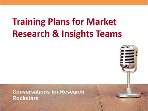 3 Simple Training Examples for Market Research & Insights ...