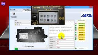 """""""Zed-FULL Bilgisayar Yazılımı"""" Üzerinden Eeprom & Mcu Uygulamaları BMW CAS3+ Anahtar Programlama"""