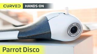 Parrot Disco im Hands-on   deutsch