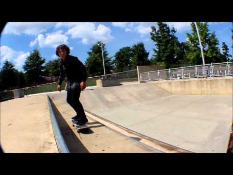 Good Day at Arlington Skatepark
