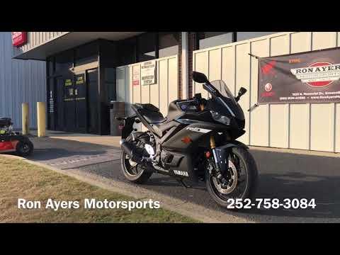 2019 Yamaha YZF-R3 ABS in Greenville, North Carolina - Video 1