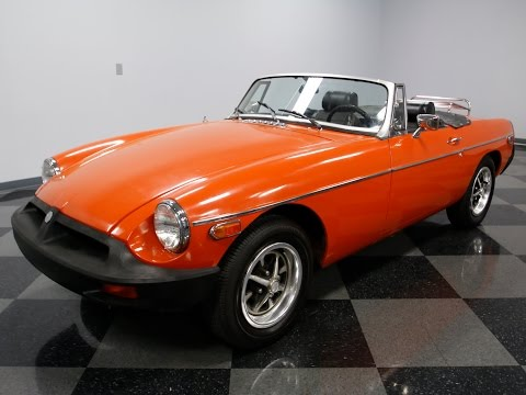 Video of '74 MGB - L3R9