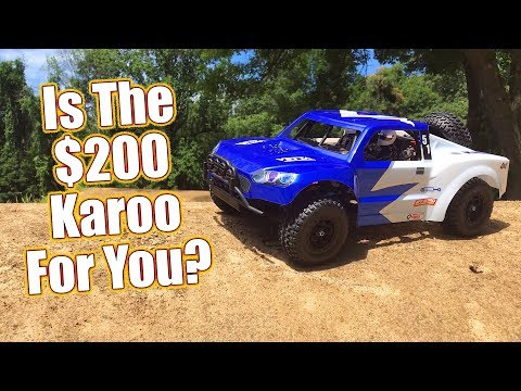 Budget Friendly Action Ready RC! – Hobbytown Vetta Racing Karoo 4wd Desert Truck Review | RC Driver