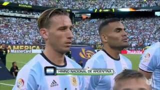 Chile vs Argentina - Final Copa América Centenario USA 2016 [Univision]