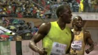 Usain Bolt Kills It In Lausanne From Universal Sport