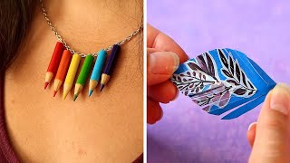17 Jazzy DIY Jewelry Crafts And Accessories To Make At Home