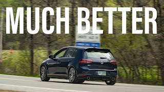 vw golf gti mk7 pops and bangs - TH-Clip