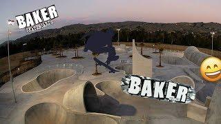 New Baker skateboard!!! Set-Up video